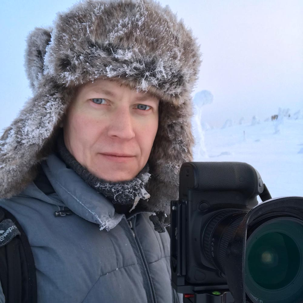 Valokuvaaja Jari Sokka - AK-Taulucenter