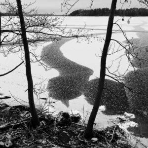 5-osaiset Symmetriset Canvastaulusarjat – Vesijärvi 2