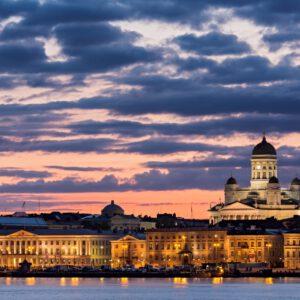 2-osaiset Canvastaulusarjat – Helsinki 2