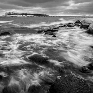 2-osaiset Canvastaulusarjat – Lauttasaari Talvi 1