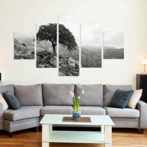 5-osaiset Symmetriset Canvastaulusarjat – Tramuntana