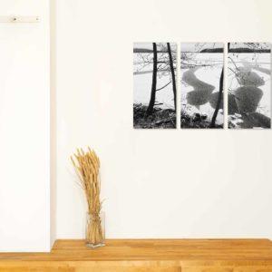 3-, 4- ja 5-osaiset akustiikkapaneelisarjat – Ecophon – Vesijärvi 2 (korkeus 120 cm)