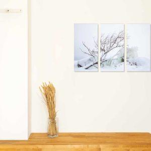 3-, 4- ja 5-osaiset akustiikkapaneelisarjat – Konto – Myllysaari 4  (korkeus 120 cm)